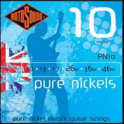 Rotosound Pure Nickel Strings