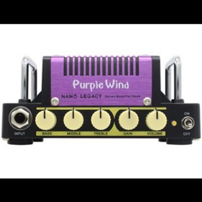 Hotone Purple Wind Nano Legacy 5W Mini Amplifier