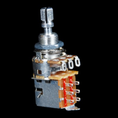 Alpha Potentiometer Push/Pull