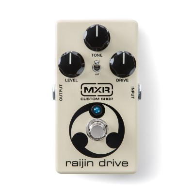 MXR Custom Shop Rajin Drive Ltd Edition
