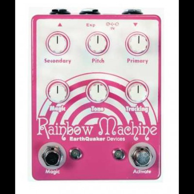EarthQuaker Rainbow Machine - Polyphonic Pitch Shifting, Harmonizer