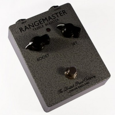 British Pedal Co. Players Series Rangemaster