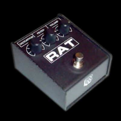 Pro Co Rat 2, Classic distortion