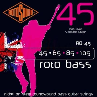 Rotosound RB45 Roto Bass (45-105)