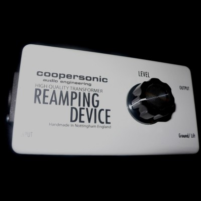 Coopersonic Reamping Device