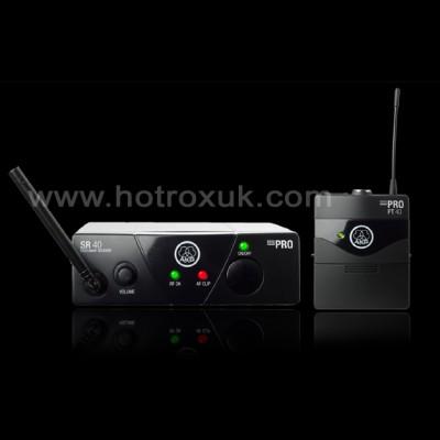 WMS 40 Pro Mini Instrument Set Wireless System