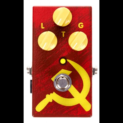 Jam Pedals Red Muck Fuzz Pedal