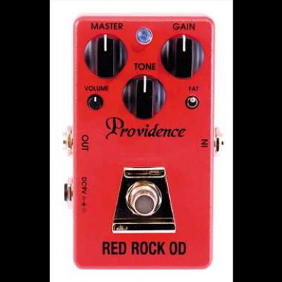 Providence Red Rock Overdrive ROD-1