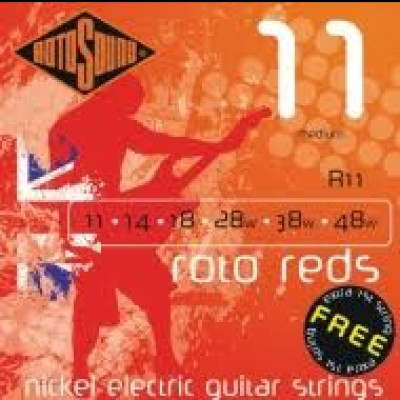 Rotosound R11 Nickel Electric Strings, 11-48