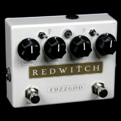 Red Witch Fuzz God 2
