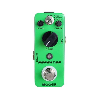 Mooer MDD2 Repeater 3-Mode Digital Delay