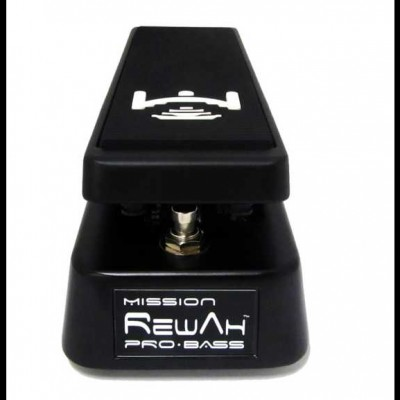 Mission Engineering Rewah PRO Bass, Tone Switchable Bass Wah