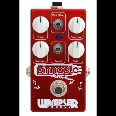 Pinnacle Distortion