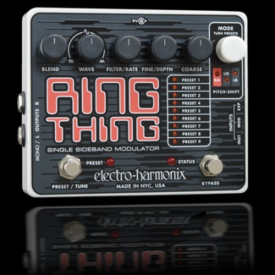 Electro harmonix Ring Thing Single Side Band Modulator
