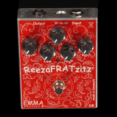Emma ReezaFRATzitz Overdrive / Distortion