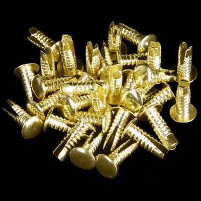 Marshall Rivets (Gold) Pack of 100
