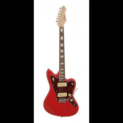 Revelation RJT60 Jazzmaster (Fiesta Red)