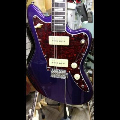Revelation RJT60 Jazzmaster (Purple)