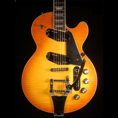 Revelation RLR Honeyburst with Trem