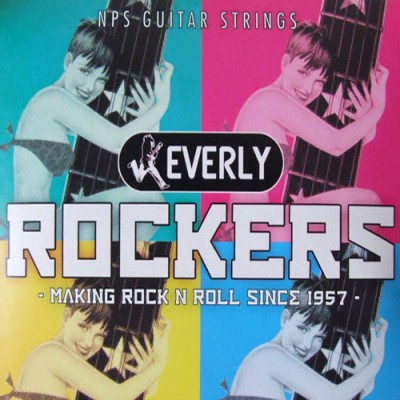 Everly Rockers Medium 11 - 48