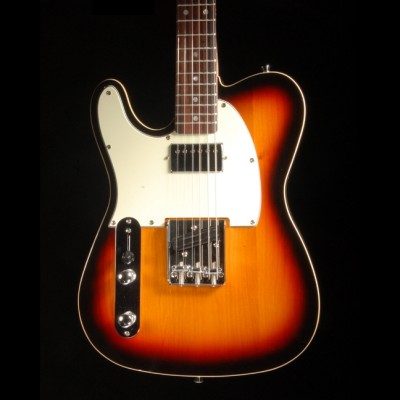 Revelation RTE Custom Tele L/H (Sunburst)