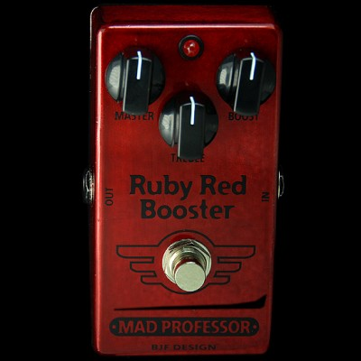 Mad Professor Ruby Red Booster / Treble Booster PCB