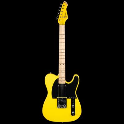 Revelation RVT Series Telecaster (Vibrant Yellow)