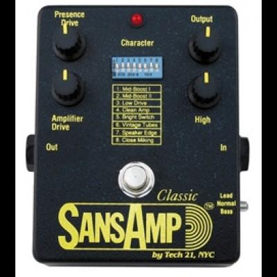 Tech21 SansAmp Calssic