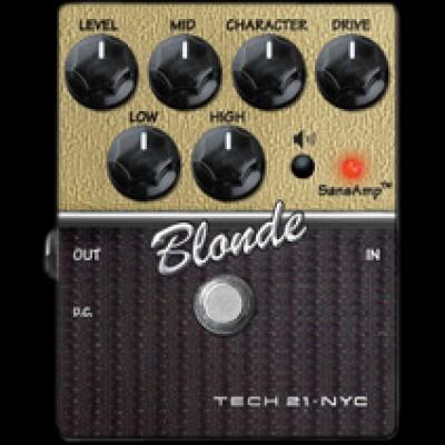 Tech 21 Blonde V2, Sansamp character series