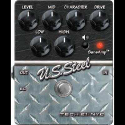 Tech 21 US Steel, Sansamp Character Series