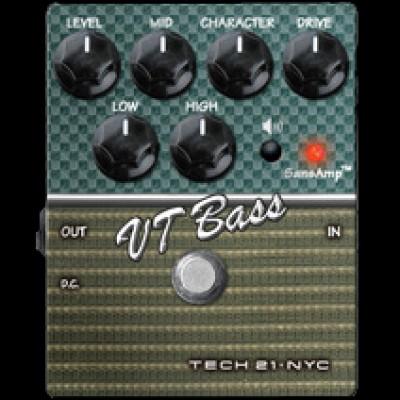 Tech 21 SansAmp VT Bass Preamp