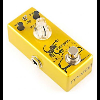 Movall Audio MM-01 Scorpion Distortion