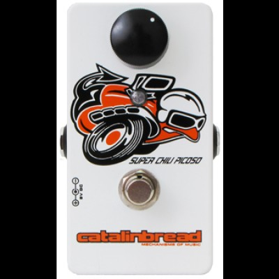 Catalinbread SCP Super Chili Picoso Clean Boost