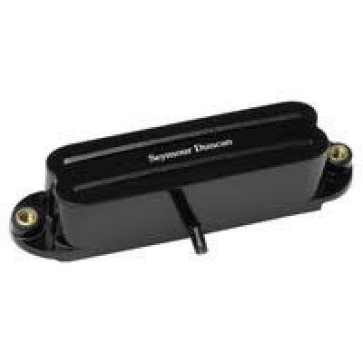 Seymour Duncan  SCR-1b Cool Rails for Strat (Bridge, Black)