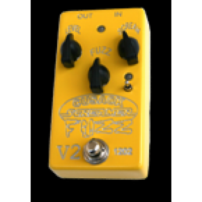 Cusack Screamer Fuzz pedal