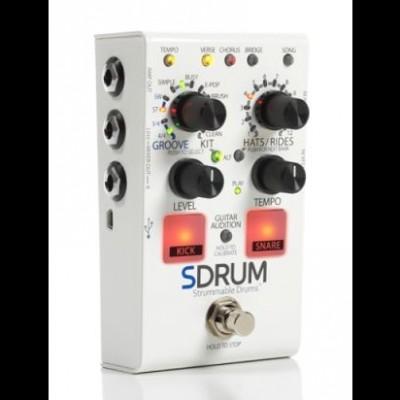 Digitech SDRUM Drum Machine Guitar Pedal