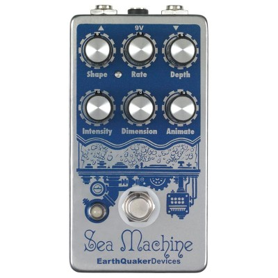 EarthQuaker Devices Sea Machine Chorus V2