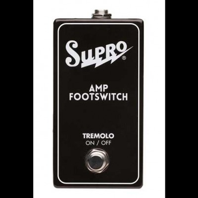 Supro SF1 Tremolo and Reverb Footswitch