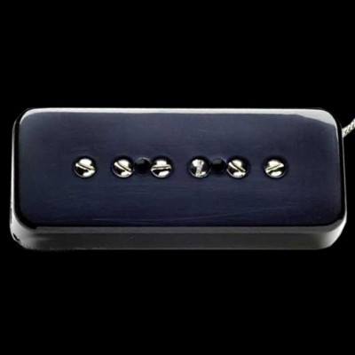 Seymour Duncan SP90-2 Hot P-90 Soapbar (Black, Bridge)
