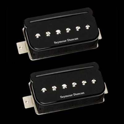 Seymour Duncan SHPR-1S P-Rails Matched Set (Black)