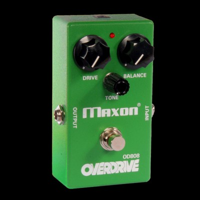 Maxon Re-Issue Overdrive OD808