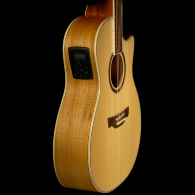 Crafter Acoustic Guitar GAE 650 TM/N