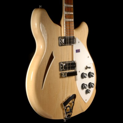 Rickenbacker 360 Deluxe Thinline - Mapleglo 360 Series
