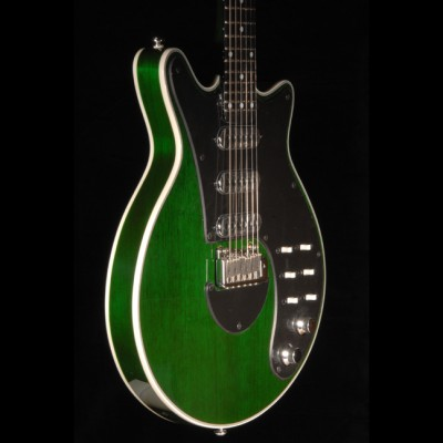 Brian May Guitars Green