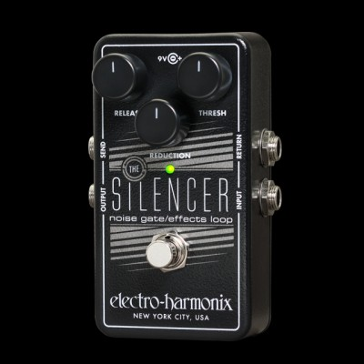 Electo Harmonix Silencer - Noise Gate/Effects Loop