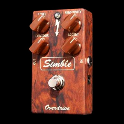 Mad Professor Simble Transparent Overdrive