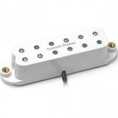 Seymour Duncan SJBJ-1B Jeff Beck Junior for Strat (Bridge, White)