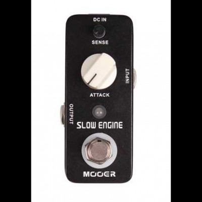 Mooer MSE1 Slow Engine Violin Synth Guitar Effects