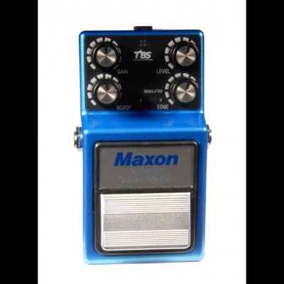 Maxon SM9 Pro + Super Metal