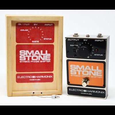 Electro Harmonix Small Stone USA in Wooden Box (NEW)